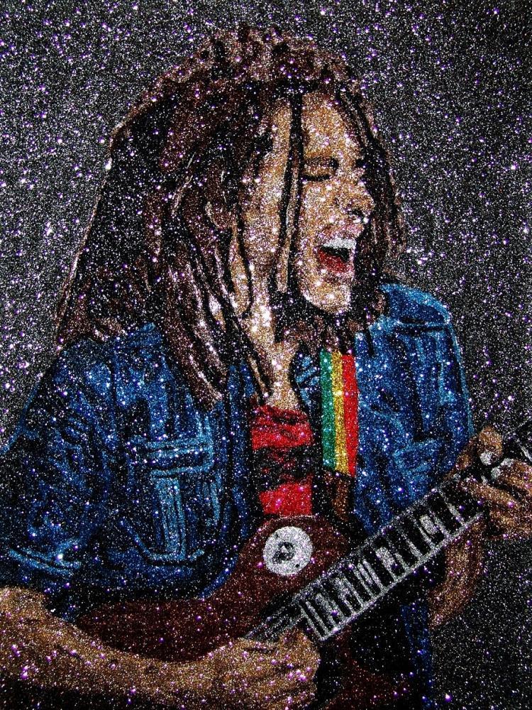 Bob Marley by RicGallery